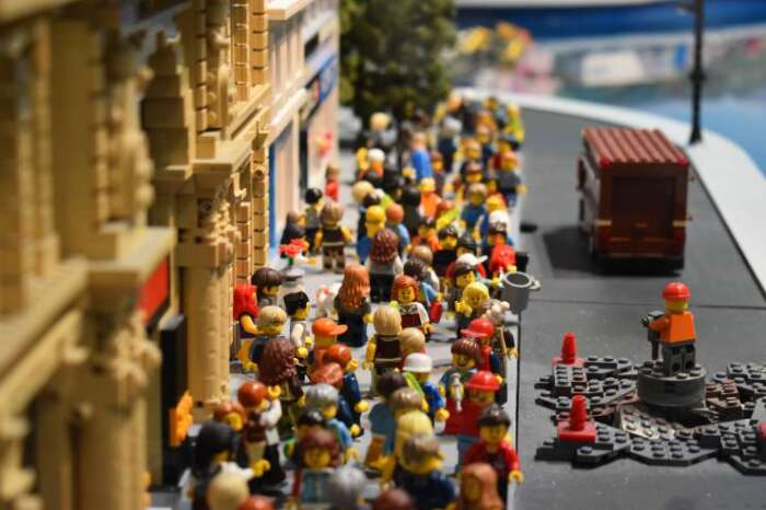 LEGOの種類