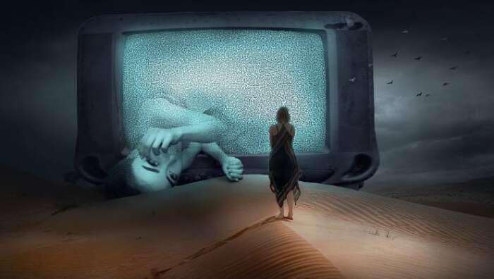 テレビは時間の無駄 アイキャッチ