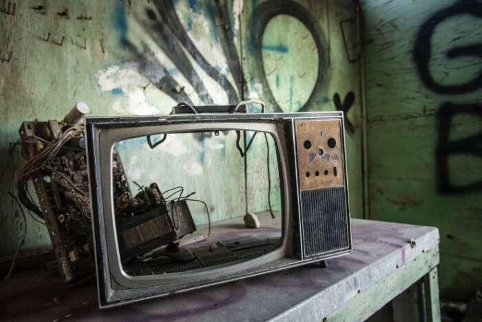テレビを見ている時間は無駄