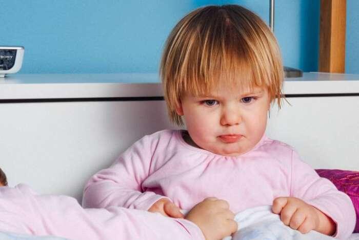 子供が何に怒っているのか確認する