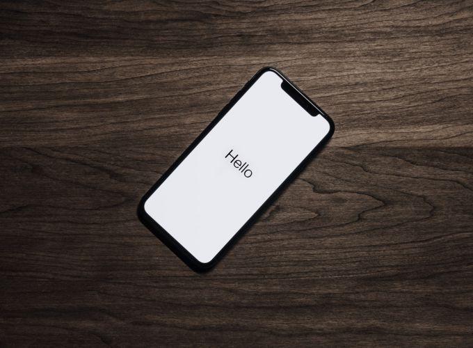 新しいiPhoneに復元する