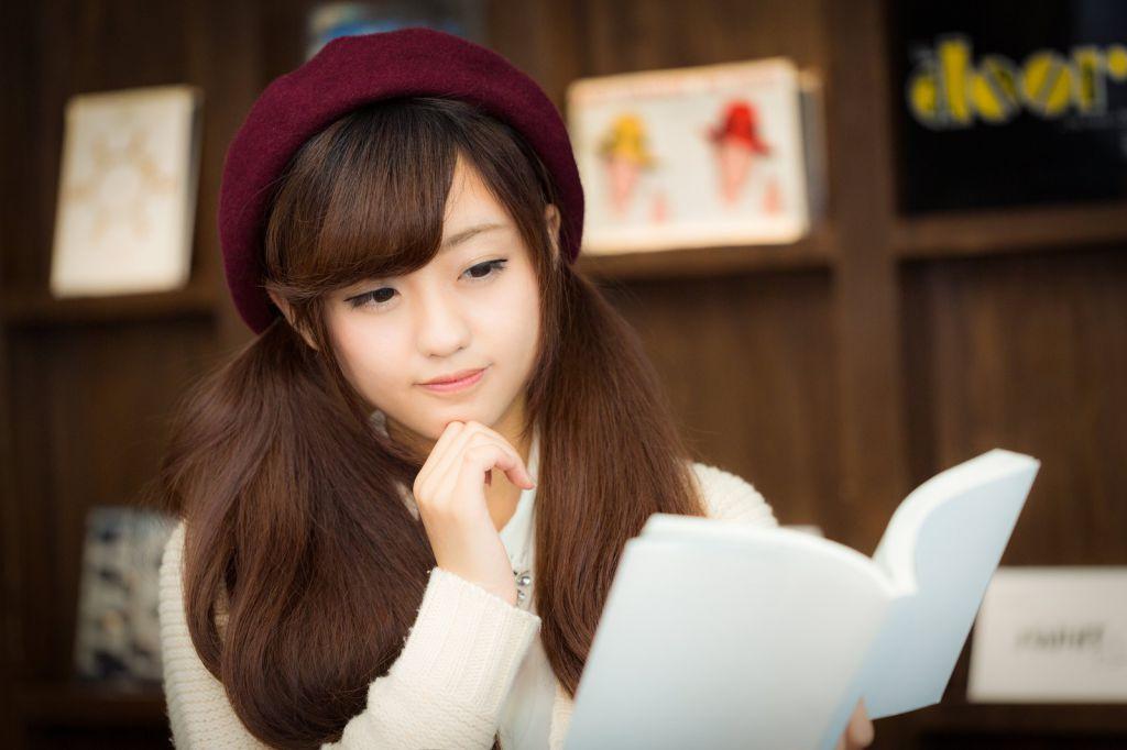 読書をすると知識が増える