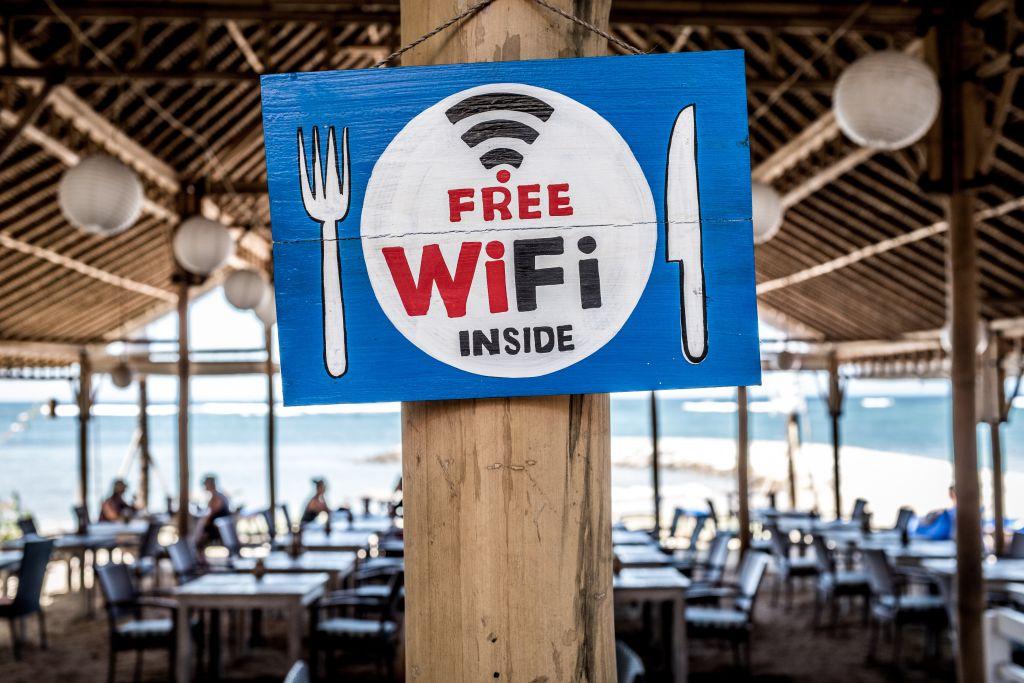 wi-fiでインターネットをする