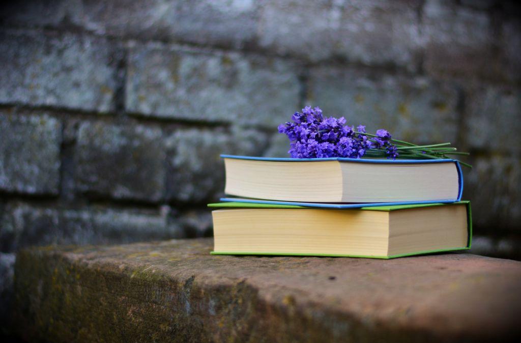 1週間に1冊は本を読むのが目標