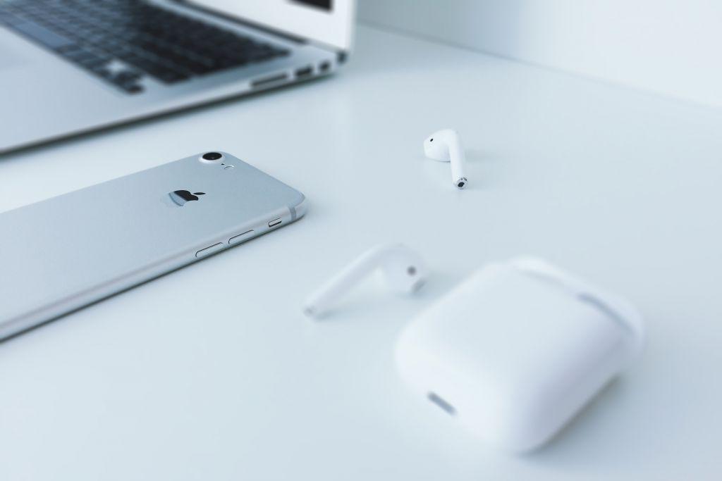 Bluetoothイヤホンはコードレスで自由に動ける