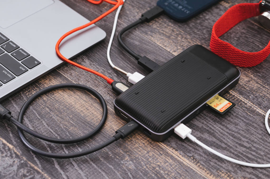 USBカードリーダーの選び方