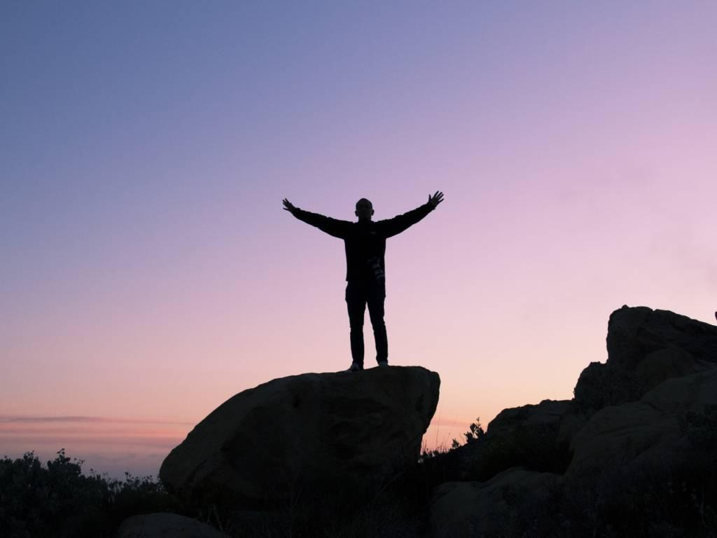 責任から逃げるのではなく、自信に変える